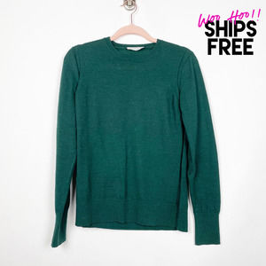 Everlane Crew Neck Wool Sweater #0985